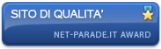 sito di qualità net-parade.it award